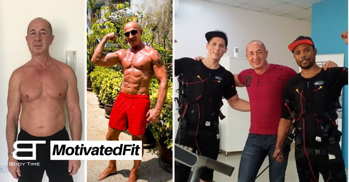 Body Time MotivatedFit Peter
