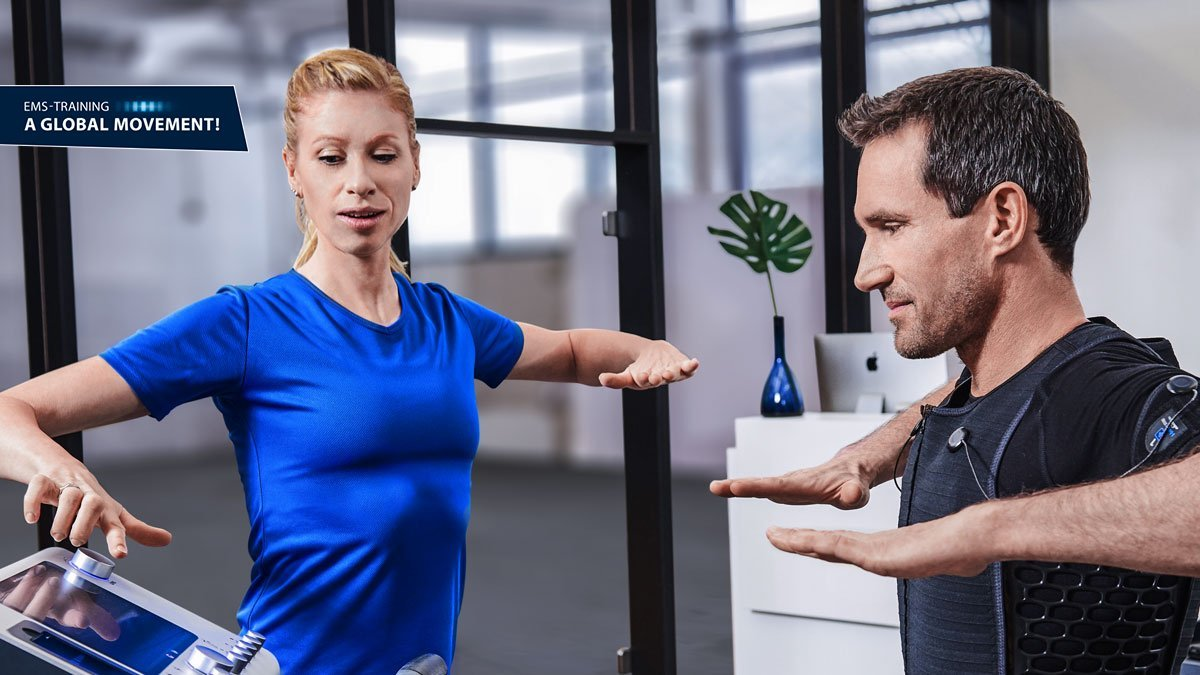 EMS Fitness Training with BODY TIME Personal Training