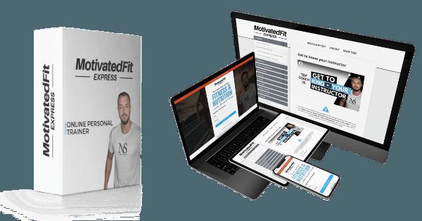 MotivatedFit Express APP by Norbert Simonis